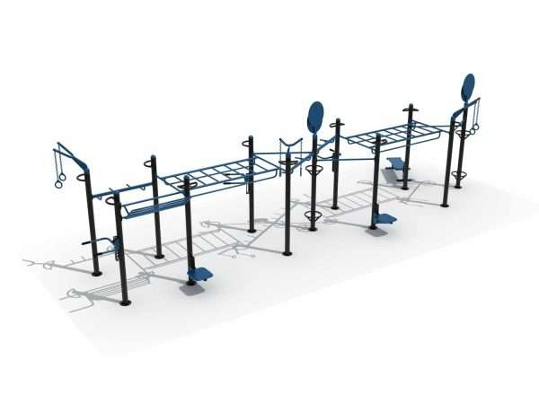 STREET WORKOUT BL-ACR4