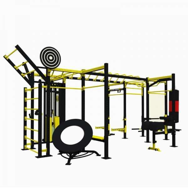 Cage Crossfit Pro Diamond Professionnelle CrossFit [tag]