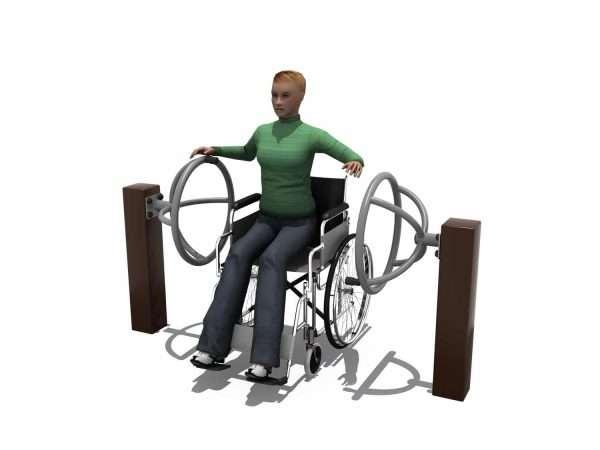 Arm Trainer BLH-1503 équipement fitness pmr PMR [tag]