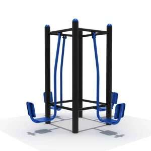 QUADRUPLE LEG PRESS BLO-068 GardenFit [tag]