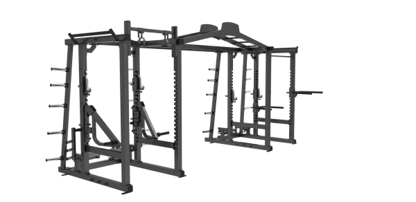 Cage Cross Training Double Rack CrossFit [tag]