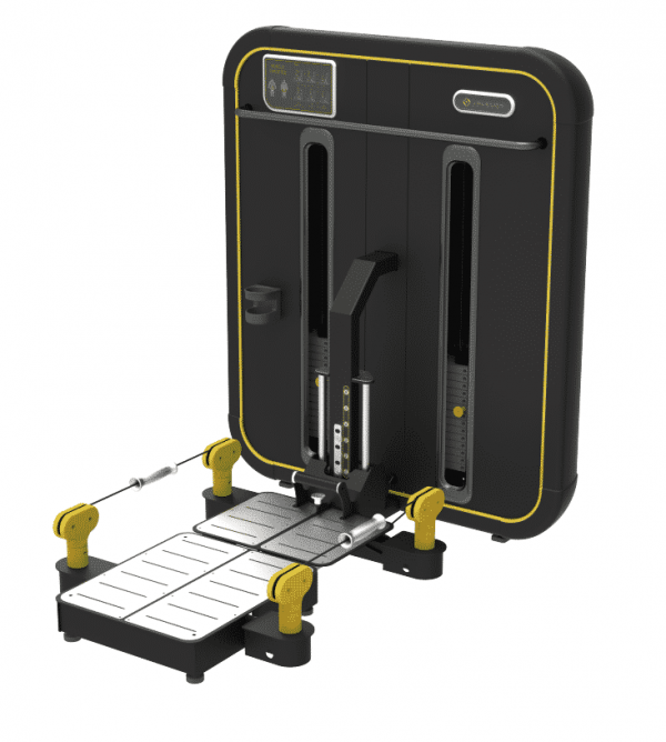Machine de musculationStand Squat KNFIT