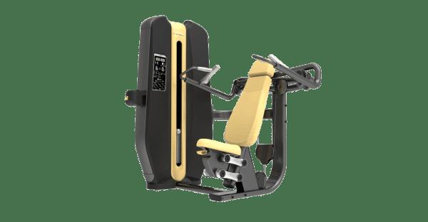 Machine de musculation Shoulder Press Authentique Gamme authentique [tag]