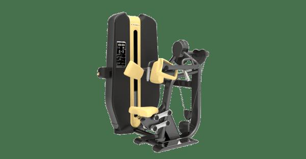 Machine de musculation Lateral Raise Authentique