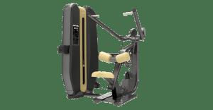 Machine de musculation Lat Machine Authentique