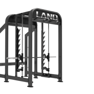 Cage 3D Smith Professionnelle CrossFit [tag]