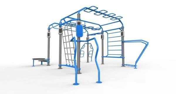 Cage Street Workout OD-4000 Street workout [tag]