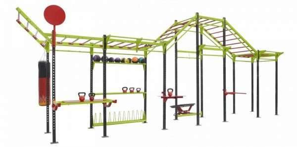 Rig Crossfit Essential Cage Crossfit CrossFit [tag]