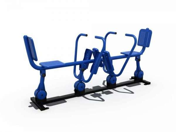 DOUBLE ROWER BLO-052 GardenFit [tag]