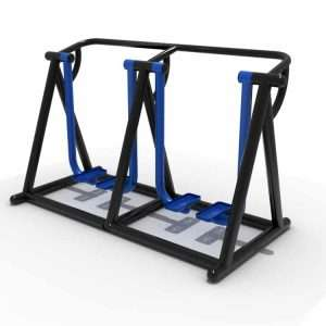 DOUBLE AIR WALKER BLO-061 GardenFit [tag]