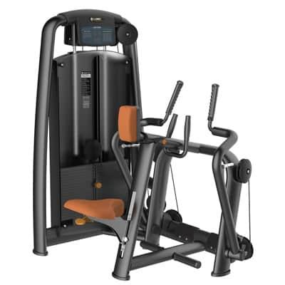 Machine de musculation Gamme prestige low row Gamme prestige [tag]