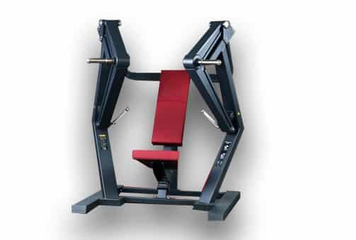MACHINE DE MUSCULATION OLYMPIQUE TITAN incline CHEST PRESS Gamme TITAN [tag]