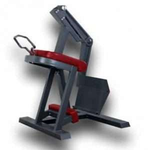 MACHINE DE MUSCULATION OLYMPIQUE TITAN REAR KICK