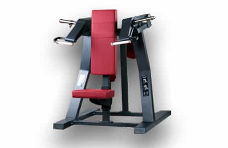 MACHINE DE MUSCULATION OLYMPIQUE TITAN SHOULDER PRESS