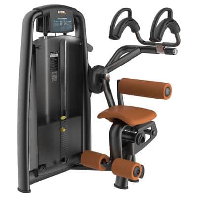 Machine de musculation Gamme prestige total abdominal