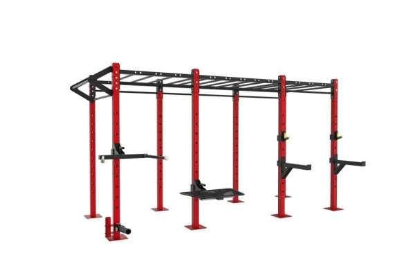 Rigs Crossfit 4 mètres R1 CrossFit [tag]