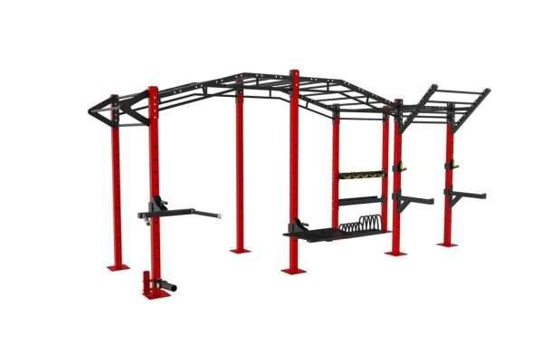 Rigs Crossfit 5 mètres R2 CrossFit [tag]