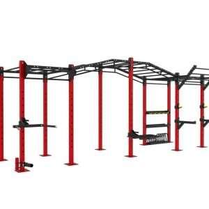 Rigs Crossfit 6 mètres R1