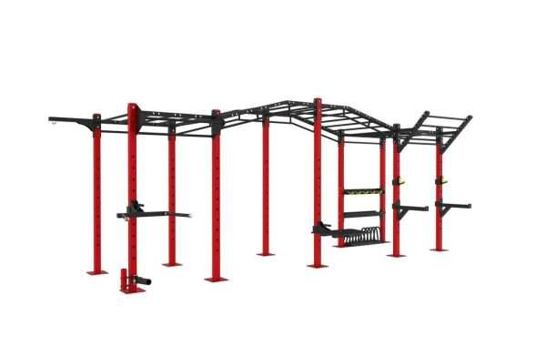 Rigs Crossfit 6 mètres R1 CrossFit [tag]