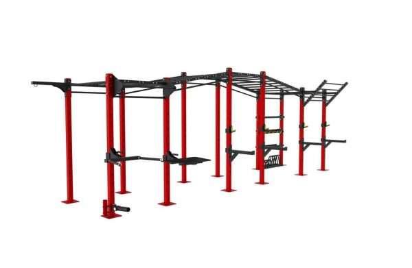 Rigs Crossfit 7 mètres R1 CrossFit [tag]