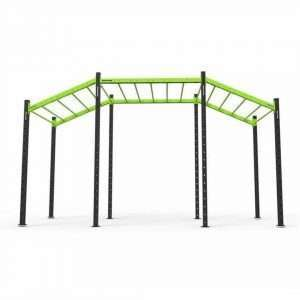 Cage Cross Area Up & Down 5m Bodytone