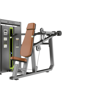 Seated Shoulder Press Serie Warrior