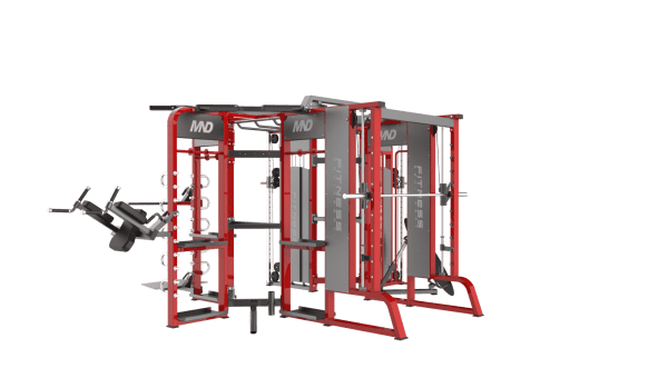 Cage Cross-Training MD 360 Plus Professionnelle CrossFit [tag]