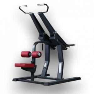 MACHINE DE MUSCULATION OLYMPIQUE TITAN PULL DOWN