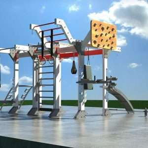Cage Street Workout S300 Cube Outdoor [tag]