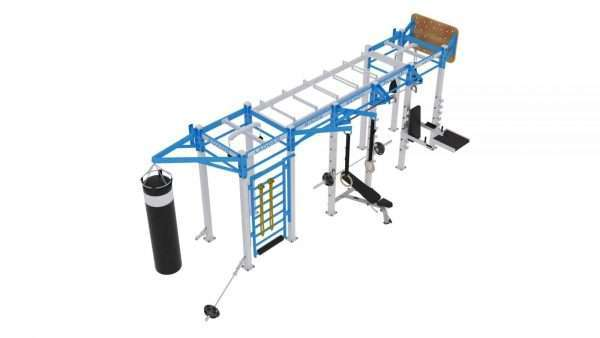 Cage Crossfit EXCELERATE WALL MOUNT Line C CrossFit [tag]