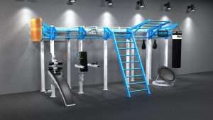 Cage Crossfit EXCELERATE WALL MOUNT 6