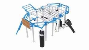 Cage Crossfit Titanium Line C 2