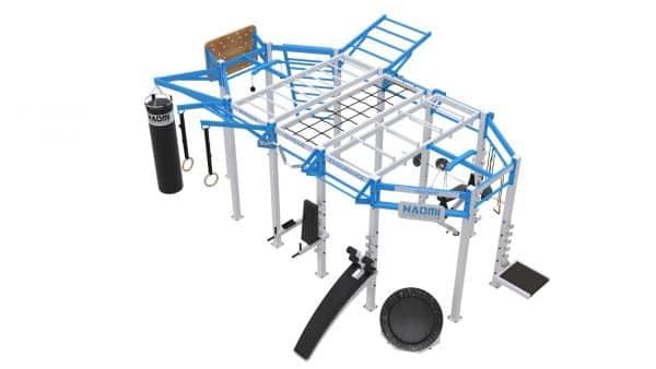 Cage Crossfit Titanium Line C best cage crossfit [tag]