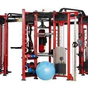 Cage Crossfit M360 Porfessionnelle CrossFit [tag]