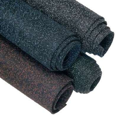 Rubber Flooring in roll