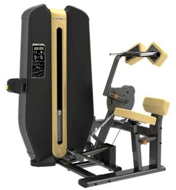 Machine de musculation Abdominal Crunch Authentique