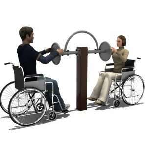 Arm Strength Trainer BLH-1501équipement fitness pmr PMR [tag]
