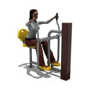 Air Skier BLH-1506 équipement fitness pmr PMR [tag]