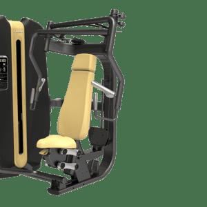 Machine de musculation Chest Press Authentique
