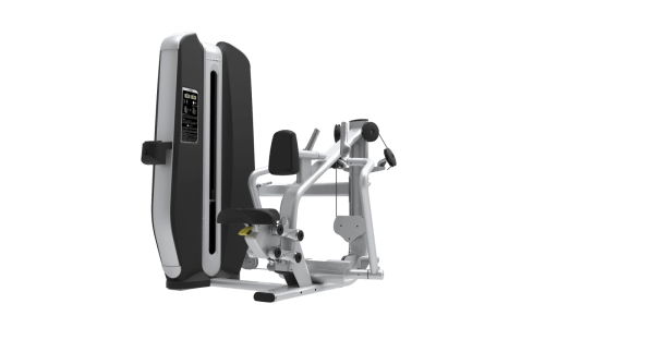 Machine de musculation Low Row Authentique