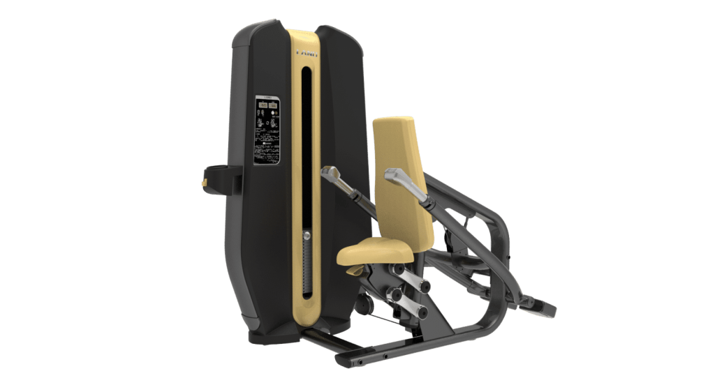 Machine de musculation Seated Dip Authentique