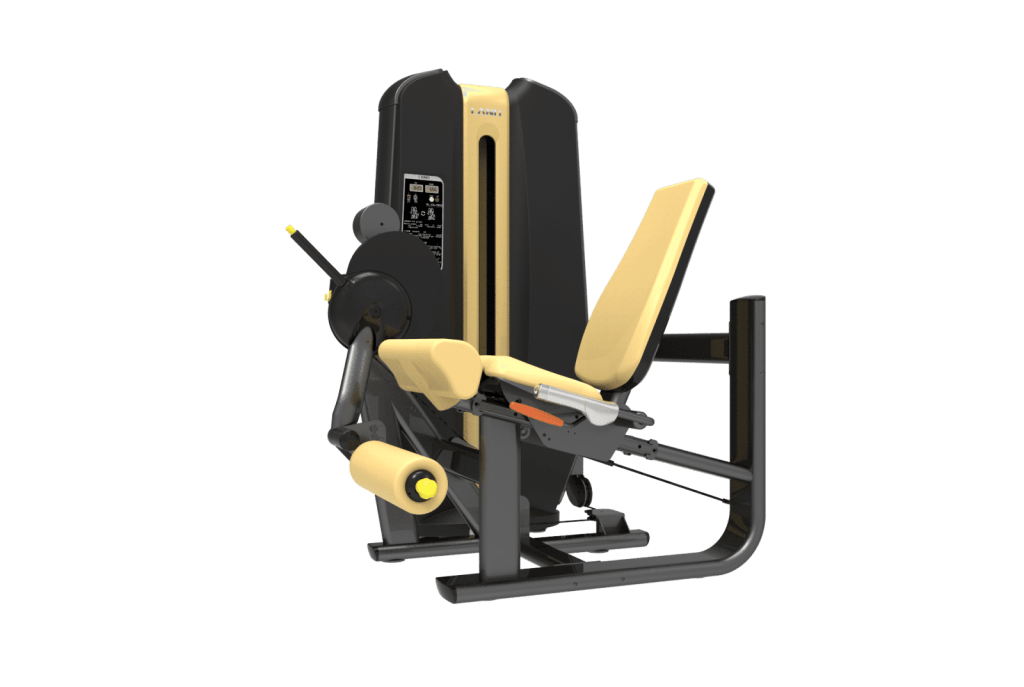 Machine de musculation Leg Extension Authentique