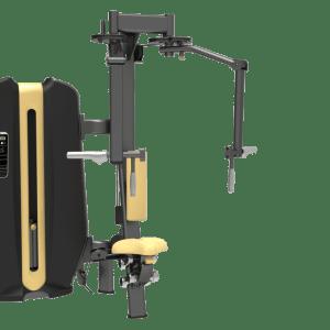 Machine de musculation Seated Arm Clip Chest Authentique