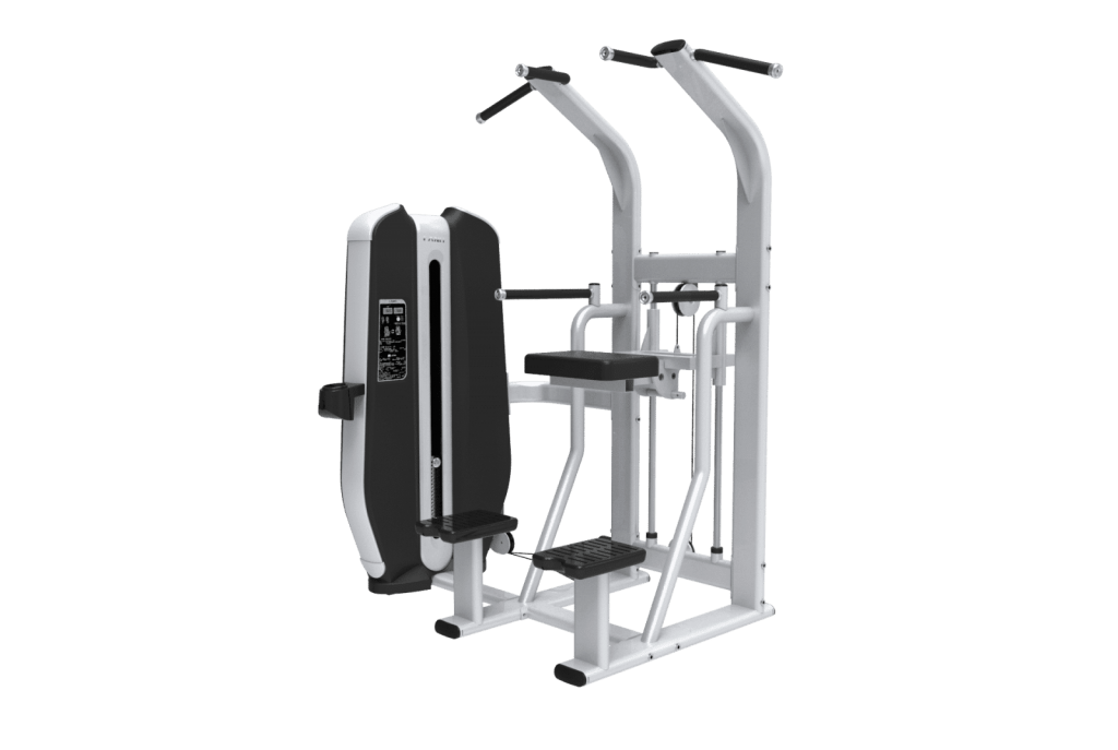 Machine de musculation Assisted Dip/Chin Authentique
