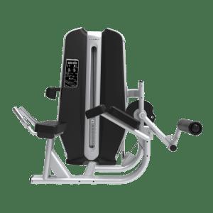 Machine de musculation Pulley Prone Leg Curl Authentique