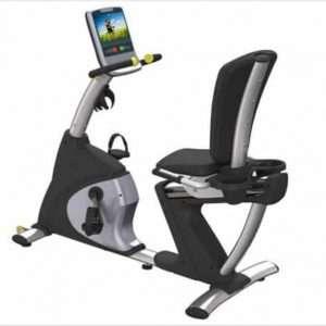 Vélo couché M7808R Cardio-training [tag]