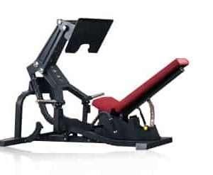 MACHINE DE MUSCULATION OLYMPIQUE TITAN Leg PRESS