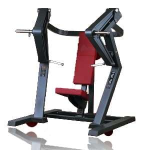MACHINE DE MUSCULATION OLYMPIQUE TITAN Chest Press Gamme TITAN [tag]