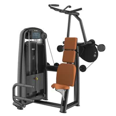 Machine de musculation Gamme prestige vertical traction