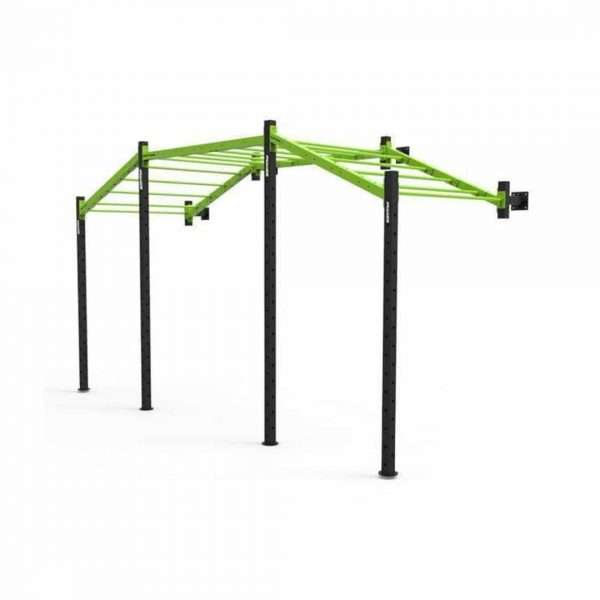 Cage Murale Cross Area Up & Down 5m Bodytone